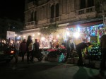 Night Markets and Crowds